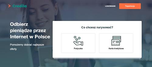 www.credila.pl pożyczka i kredyt