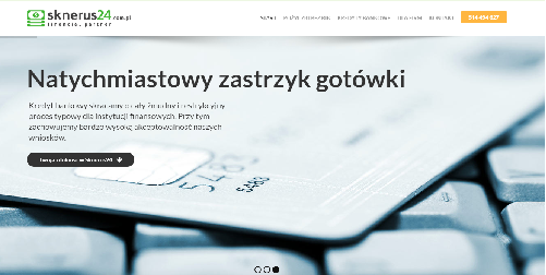 sknerus24.com.pl opinie Sknerus Pożyczka (24 opinie)