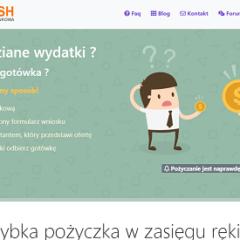 Sprint Cash Opinie sprintcash.pl (22 opinie) pożyczka