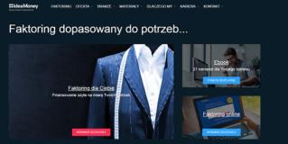 Idea Money Faktoring Opinie ideamoney.pl (33 opinie)