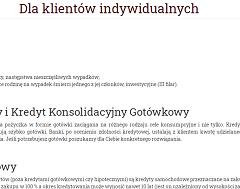 Credit Service Opinie creditservice.pl (23 opinie)