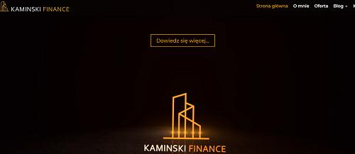 kamiński finance opinie klientów