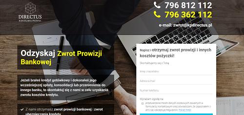 KP Directus Opinie kpdirectus.pl (23 opinie)