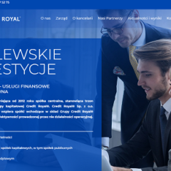 Credit Royal – Usługi finansowe i obsługa prawna