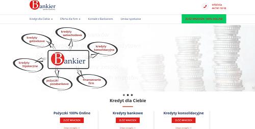 Pożyczka gotówkowa Kredyt na dowolny cel