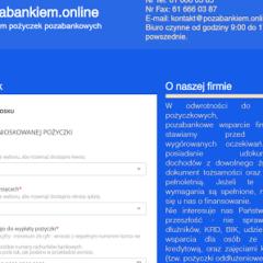 Pozabankiem Online – Centrum Pożyczek Pozabankowych