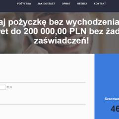 Pożyczka Kurowski bez wychodzenia z domu do 200 000 złotych