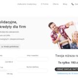dFinance – Kredyty konsolidacyjne, gotówkowe i kredyty dla firm