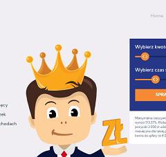 Król Pożyczek – Szybka pożyczka online nawet do 50 000 złotych