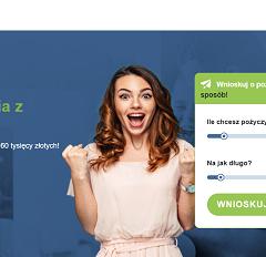 pożyczyć.pl – Kredyt bez wychodzenia z domu Możesz pożyczyć nawet do 60 tysięcy złotych!