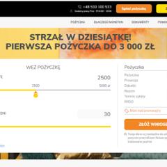 Moneton – Strzał w dziesiątkę! Pierwsza pożyczka do 3 000 zł
