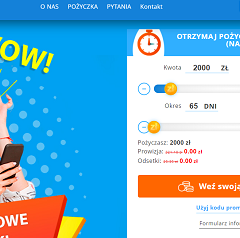 Online Gotówka – Pożyczki do 15000 zł dla każdego w 5 minut