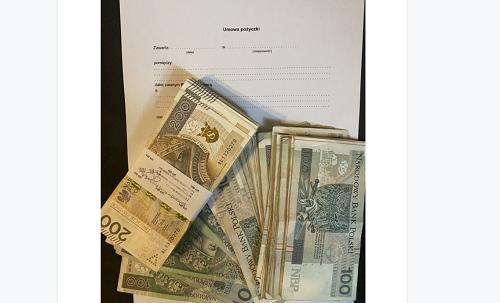 pożyczki i kredyt